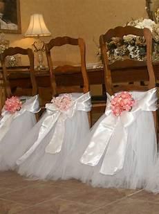 diy wedding chair decoration diy pinterest chairs