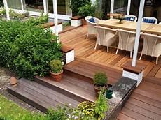 terrassen ideen aus holz gartenterrasse holzmanufaktur