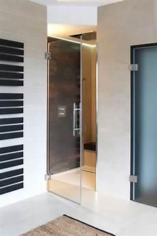 Duschtüre Glas Nische - duscht 252 r in nische nischendusche aus glas glasprofi24