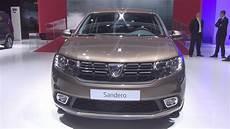 Dacia Sandero Laureate Tce 90 2017 Exterior And Interior