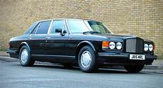 1991 Bentley Turbo R Is The Definition Of Elegance On Wheels