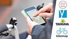 Fahrrad Navigation App - apps bike bild