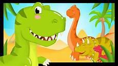 La Chanson Des Dinosaures Comptines Pour Les Enfants