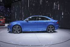 audi rs3 facelift 2016 limousine in