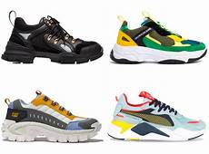 the 8 key sneaker trends to wear in 2019 fashion platforms