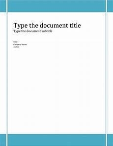 6 report cover template bookletemplate org