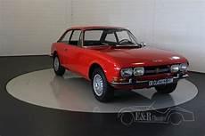 504 coupé a vendre peugeot 504 c12 coupe 1973 224 vendre 224 erclassics