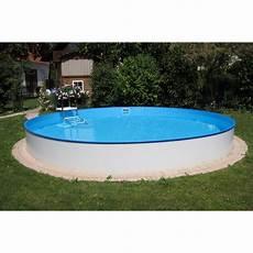 pool in erde einbauen summer stahlwand pool set einbau und aufstellbecken 216