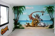 fresque murale chambre enfant d 233 co chambre fresque