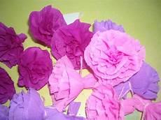 fleur papier crepon fleurs en papier crepon