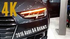 New 2016 Audi A4 Matrix Led Licht Dynamischer Blinker