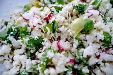 salade de choux fleur cru salade de chou fleur cru occupe toi de tes oignons