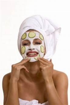 Gesichtsmasken Selber Machen Gurkenmaske Naturseife