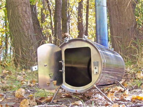 Diy Tent Heater