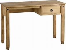 Small Wooden Desk Table by Pine Desk Corona Mexican Small 1 Drawer Wooden Computer