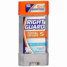 right guard deo right guard total defense 5 power gel antiperspirant