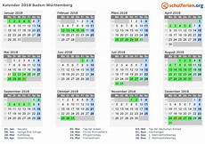 Faschingsferien Baden Württemberg 2017 - kalender 2018 2019 2020 baden w 252 rttemberg