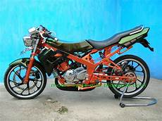 modification motor rr kumpulan modifikasi motor airbrush terbaru