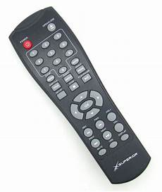 original fernbedienung f 252 r superior dvd player dv2136