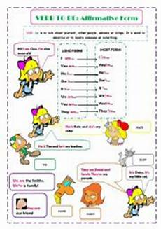 verb exercises for beginners 19150 verb to be and practice for beginners part 1 3 esl worksheet by silvia367