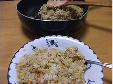 easy chahan   japanese fried rice_image