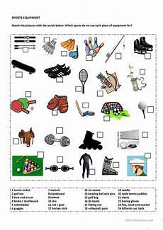 sports equipment worksheets 15781 sports equipment worksheet free esl printable worksheets made by teachers