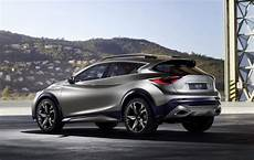 Infiniti Releases Second Teaser For Qx30 Concept Debuting