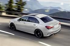 Mercedes Classe A Sedan 233 O Carro Mais Aerodin 226 Mico Do