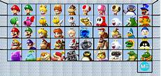 mario kart wii personnages image mario kart 8 wii u demo png fantendo the
