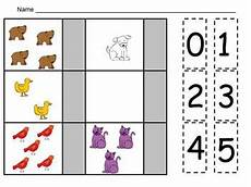 free brown counting sets independent practice for