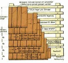Holzschindeln Hersteller Schindelmontage Schindeldeckung