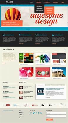 tempplates web design company joomla template 45002