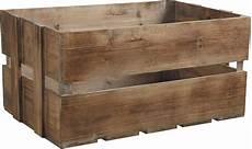 caisse en bois castorama caisse en bois vieilli lot de 3