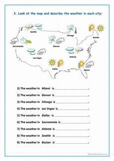 the weather worksheet free esl printable worksheets made