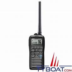 vhf portable asn tyboat vhf marine portable icom ic m91d 233 tanche et