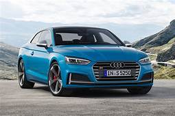 Audi S5 Gets A New 342bhp Mild Hybrid V6 Diesel  Auto Express