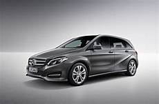 Mercedes B Class Welcomes Special Edition B Variant