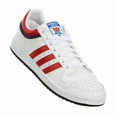 adidas originals top ten low classic s shoes white