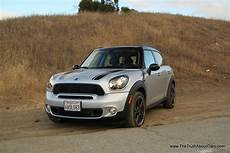 Review 2012 Mini Cooper S Countryman All4 The