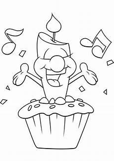 Malvorlage Geburtstag Zum Ausdrucken Ausmalbilder Geburtstag 18 Ausmalbilder Zum Ausdrucken