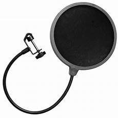 Seismic Audio Microphone Wind Screen Studio Mic