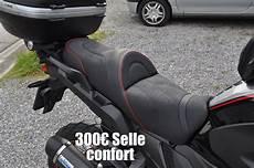 selle confort moto cuir concept sp 233 cialiste de la selle confort moto