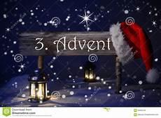 zeichen kerzenlicht santa hat 3 advent means