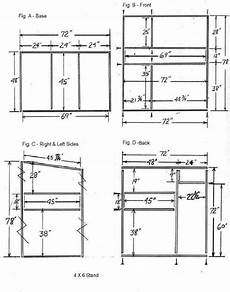 deer shooting house plans trophy deer stand plans 4x6 deer stand deer stand