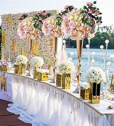 2019 wedding t stage table centerpieces road lead table