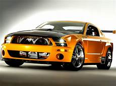 Ford Mustang Tuning Photoshop Tuning Tuning