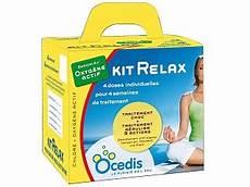 traitement mensuel oxyg 232 ne actif ocedis kit relax pour