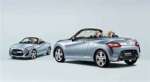 Daihatsu Revives The Copen  Truth About Cars