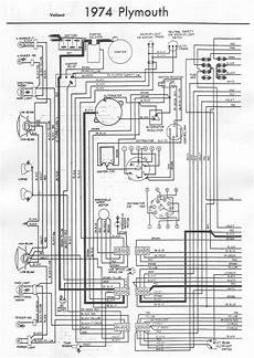 1974 Plymouth Fury Wiring Diagram Wiring Library