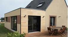 maison en bois prix moyen prix d une extension de maison co 251 t de construction